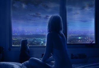 стихи в ночи